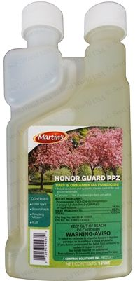 Honor Guard PPZ - 1 Pint.