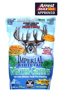 Imperial Whitetail Winter-Greens - 12 Lbs. (2 Acre Coverage)