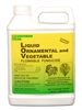 Liquid Ornamental & Vegetable Fungicide - 1 Quart