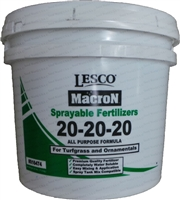 Lesco 20-20-20 Turf and Ornamentals Sprayable Fertilizer
