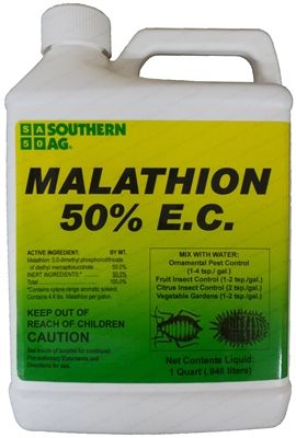 Malathion 50% E.C - 1 Quart