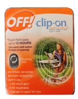 Off! Clip-On - 1 Fan