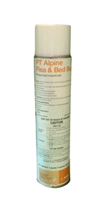 PT Alpine Flea & Bed Bug Insecticide - 20 Oz.