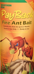Payback Fire Ant Bait - 9 Lbs.