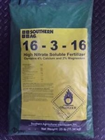 Southern Ag 20-20-20 High Nitrate Fertilizer - 25 Lbs.