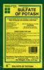 Sulfate of Potash 0-0-50 Fertilizer - 5 Lbs.