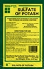 Sulfate of Potash 0-0-50 Fertilizer - 20 Lbs.