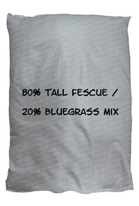 Tall Fescue / Bluegrass Mix - 25 Lbs.