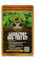 Whitetail Institute Labratory Soil-Test Kit