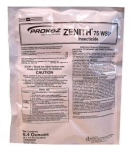 Zenith 75 WSP Insecticide - 4 x 1.6 Oz. Packets