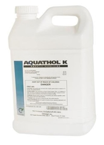 Aquathol K Aquatic Herbicide - 2.5 Gallons