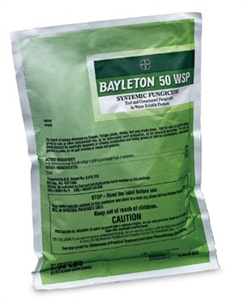 Bayleton 50 Fungicide - 4 x 5.5 Oz. Packets
