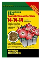 Controlled Release 14-14-14 Fertilizer - 1 Lb.