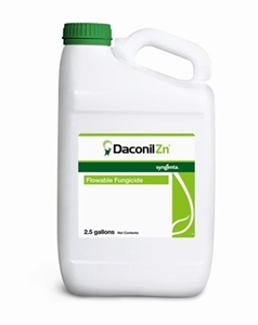 Daconil Zn Flowable Fungicide - 2.5 Gallons