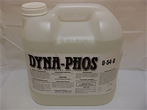 Dyna Phos 0-54-0 Liquid Fertilizer - 2.5 Gallons