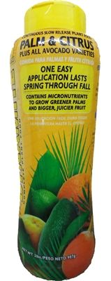 Dynamite Palm and Citrus Fertilizer 13-5-11 - 2 lbs.