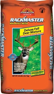 Rackmaster Fall Deer Food Plot Mix Seed - 20 Lbs