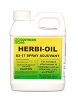Herbi-Oil 83-17 Spray Adjuvant Surfactant - 1 Gallon
