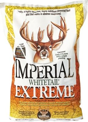 Imperial Whitetail Extreme Seed - 23 Lbs.