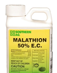 Malathion 50% E.C. Insecticide - 2.5 Gallons