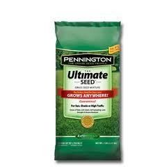 Pennington Ultimate Seed - Sun Or Shade - 3 Lbs.