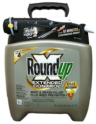 Roundup Weed and Grass Killer Extended Control - 1 Gal.