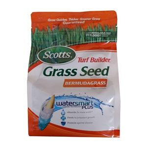 Scotts Bermuda Grass Seed - 1 Lb.