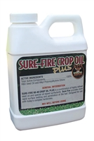 Whitetail Institute Sure-Fire Crop Oil Plus - 1 pint