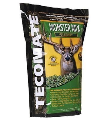 Tecomate Monster Mix Food Plot - 8 Lbs.