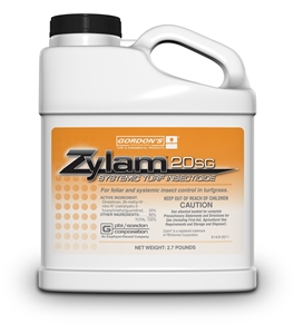 Zylam 20SG Systemic Turf Insecticide - 2.7 Lbs.