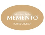 MEMENTO STAMP PAD TOFFEE CRUNCH