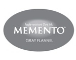 MEMENTO STAMP PAD GRAY FLANNEL