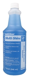 Multi-Shine Glass Cleaner  (12 Qts./CS)