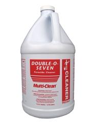 Double O Seven Peroxide Cleaner (4Gal./CS)