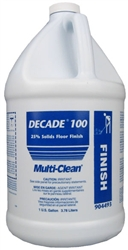 Decade 100 Floor Finish (4 Gal./CS)