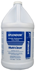 Splendor Floor Finish (4Gal./CS)