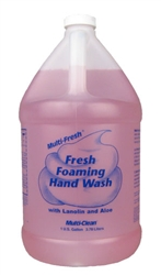 Fresh Foaming Hand Wash (4Gal./CS)