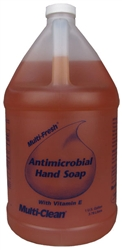 Foaming Antimicrobial Hand Wash (4Gal./CS)