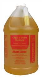 Grill and Oven Gel Cleaner, (4Gal./CS)