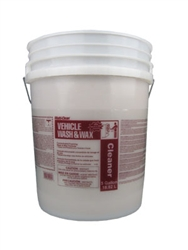Vehicle Wash & Wax (5 Ga. Pail)
