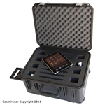 CaseCruzer iPad 8 Pack Carrying Cases