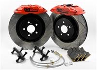 Subaru WRX Front Big Brake Kit