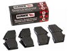 Hawk DTC-30 Race Rear Brake Pads (factory rear vented rear disc)