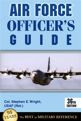 Air Force Officers Guide (Stackpole Books) - Mentor Military