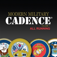 Modern Military Cadence Vol. 2 All Running