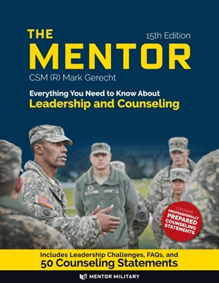 The Mentor - Everything You Need To Know About Leadership & Counseling