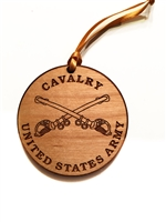Army Cavalry Medallion