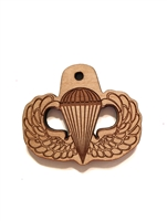 Army Parachutist Badge Medallion