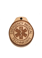 Emergency Medical Technician Medallion