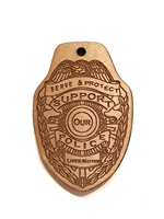 Support Our Police Medallion